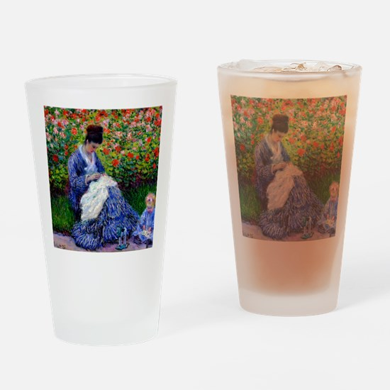 NC Monet Camille Drinking Glass