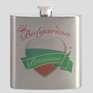 bulgaria Flask
