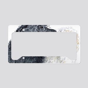 DOODlaptop License Plate Holder
