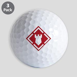 SSI - 20th-Engineer Brigade Golf Balls