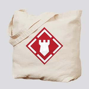 SSI - 20th-Engineer Brigade Tote Bag