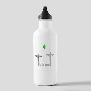 Sim Jesus Stainless Water Bottle 1.0L