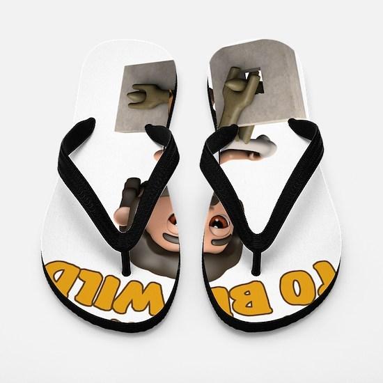 Evolving-wild Flip Flops