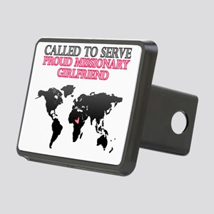 africaback Rectangular Hitch Cover