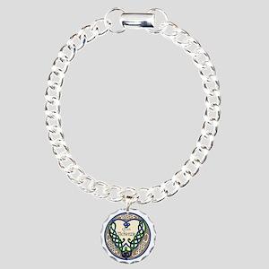 McKenzie Heart Charm Bracelet, One Charm