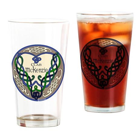 McKenzie Heart Drinking Glass
