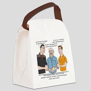 RockRockRock Canvas Lunch Bag