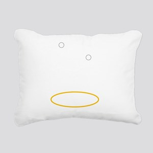 religion wh Rectangular Canvas Pillow