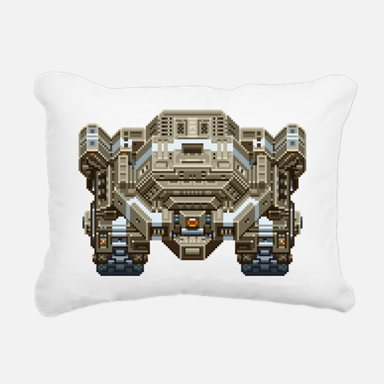 sprite-tank Rectangular Canvas Pillow