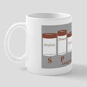 SPICE tshirt Mug