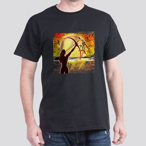 Katniss Radiant as The Sun Dark T-Shirt