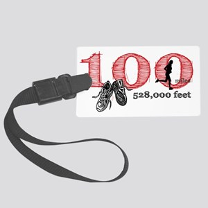 100rf Large Luggage Tag