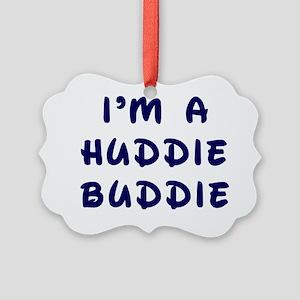huddie buddie Picture Ornament