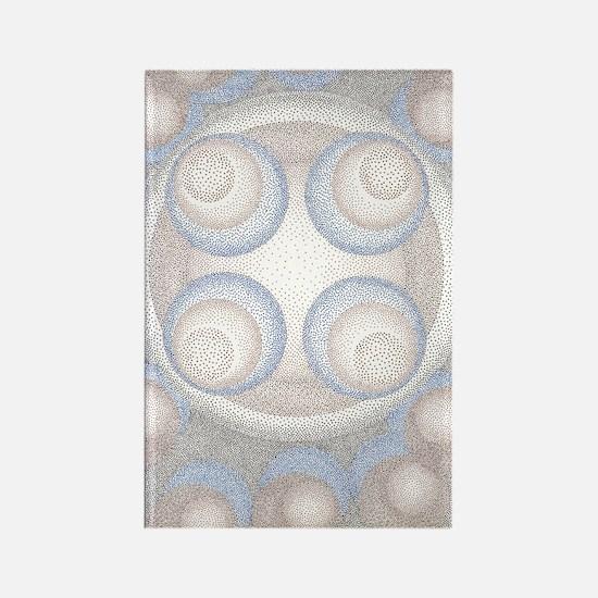 CardFront-Oba Rectangle Magnet