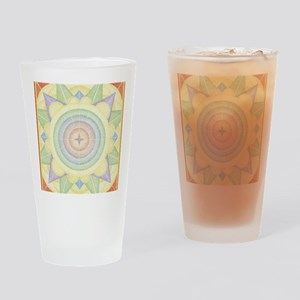 CardFront-Oxumare Drinking Glass