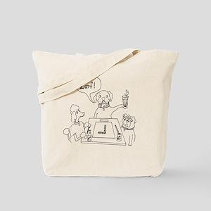 Zarf! Tote Bag
