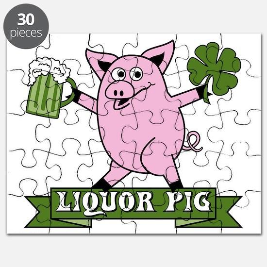 liquor-pig Puzzle