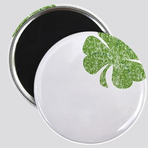 love_shamrock_white Magnet