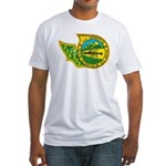 USS BREMERTON Fitted T-Shirt