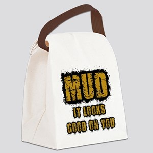 muditlooksgoodonyou Canvas Lunch Bag