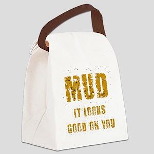 muditlooksgoodonyoudark Canvas Lunch Bag