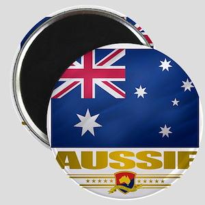 Aussie (Flag 10) 2 Magnet