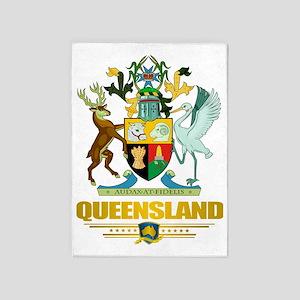 Queensland COA 2 5'x7'Area Rug