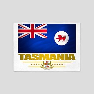 Tasmania (Flag 10) 2 5'x7'Area Rug