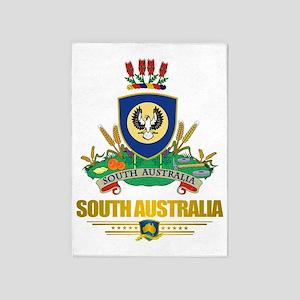 South Australia COA 2 5'x7'Area Rug