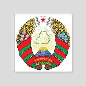 "g141_belarus1 Square Sticker 3"" x 3"""