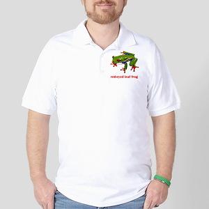 Agalychnis callidryas sippy cup Golf Shirt