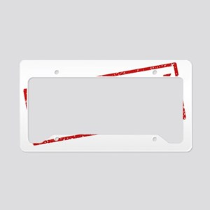 ss-kinky License Plate Holder