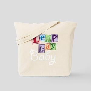 leap day baby_dark Tote Bag
