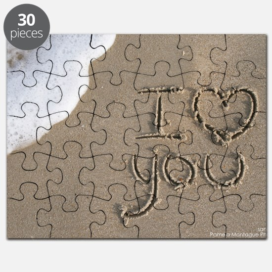 i love you 2011 Puzzle