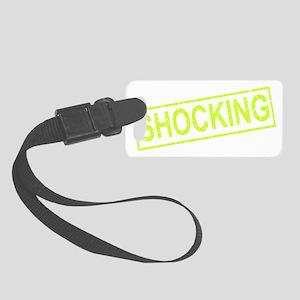 ss-shocking Small Luggage Tag