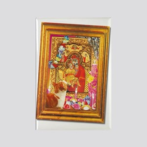 cp-ww-misc-religiouscats Rectangle Magnet