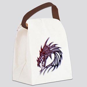 dragonshirt2 Canvas Lunch Bag