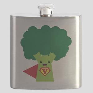 Super Broccoli Flask