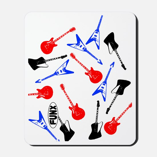GuitarsWHT Mousepad