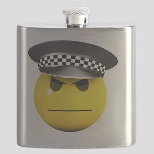 3d-smiley-police Flask
