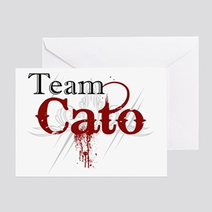 Team Cato Greeting Card
