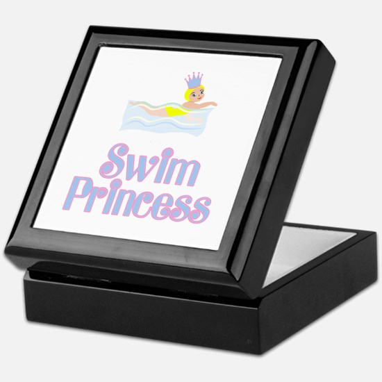 SwimChick Princess Keepsake Box