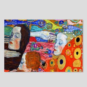 Coin Klimt Hope II Postcards (Package of 8)