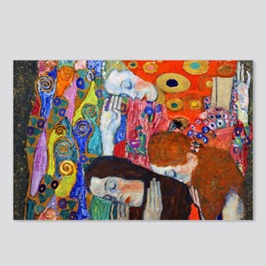 Laptop Klimt Hope II Postcards (Package of 8)