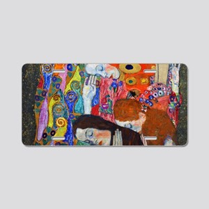 Laptop Klimt Hope II Aluminum License Plate