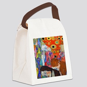 FF Klimt Hope II Canvas Lunch Bag