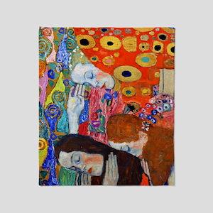FF Klimt Hope II Throw Blanket