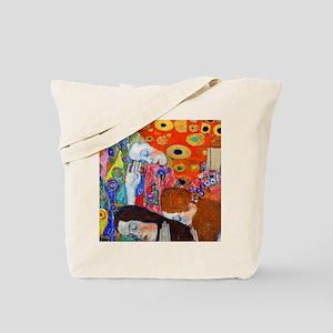 FF Klimt Hope II Tote Bag