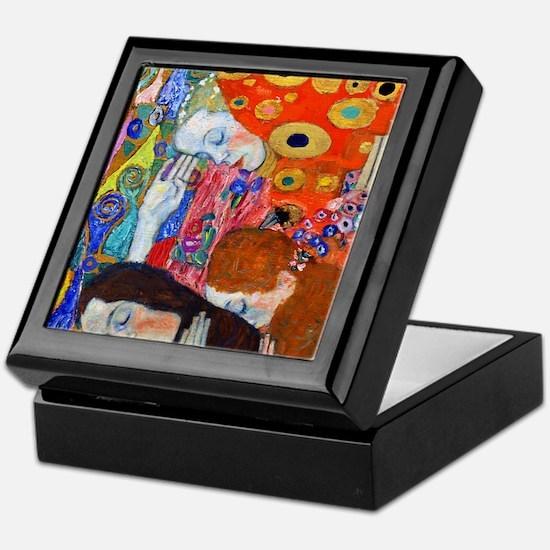FF Klimt Hope II Keepsake Box