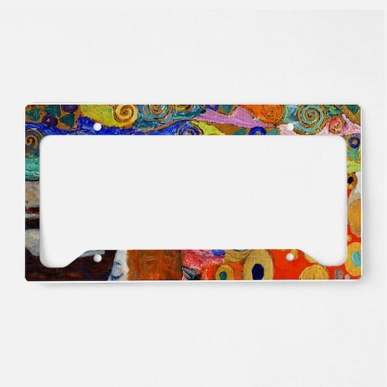 Clutch Klimt Hope II License Plate Holder